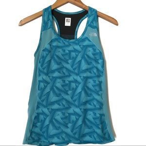 The North Face tank top size M flight series
